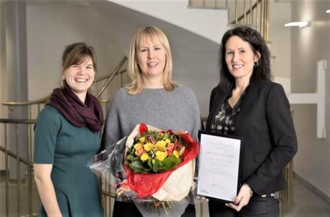 Medicinsk inkubator tilldelas Umeå kommuns jämställdhetspris