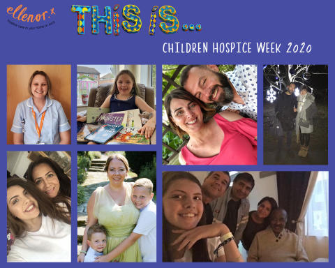 Children's Hospice Week reveals the incredible work of ellenor in the face of COVID-19 pandemic.