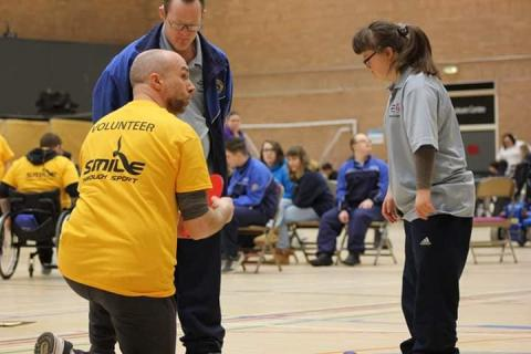 England's biggest ever Boccia Open comes to Northumbria's Sport Central