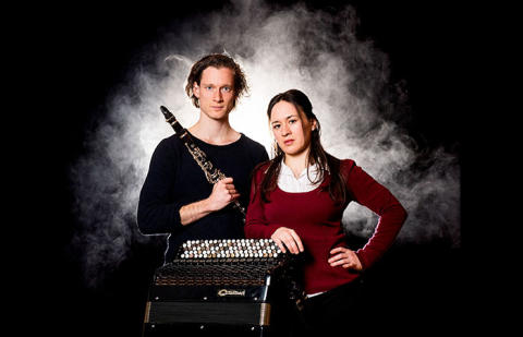 Ung & Lovande-turné med Magnus Holmander och Irina Serotyuk