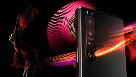 Sony представляет новые модели Xperia 1 III и Xperia 5 III
