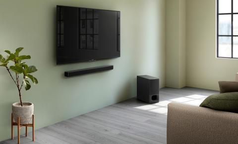 Новата гама аудио-визуални продукти на Sony: кинематографско качество в уюта на вашия дом