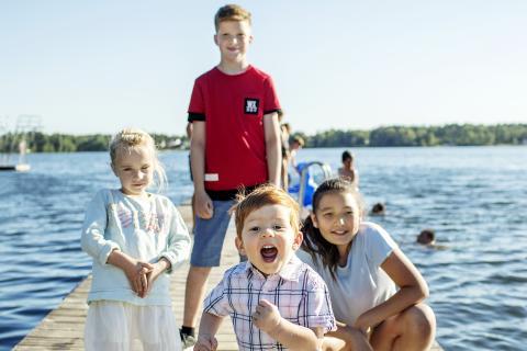 Upplands-Bro kommun näst bästa kommun att leva i