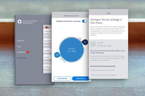 """APPSfactory realisiert App """"Erfolgsrezept"""" im Auftrag der Deutschen Apotheker- und Ärztebank"""