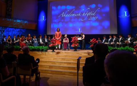 Nordeas vetenskapliga pris 2019