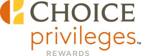 Logo Choice Privileges Rewards Programme