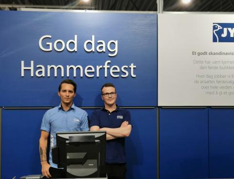 JYSK åpner ny butikk i Hammerfest!