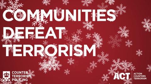 Merseyside Police support National Counter Terrorism Policing Christmas campaign