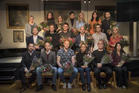 Nominerade till Stora Journalistpriset 2019