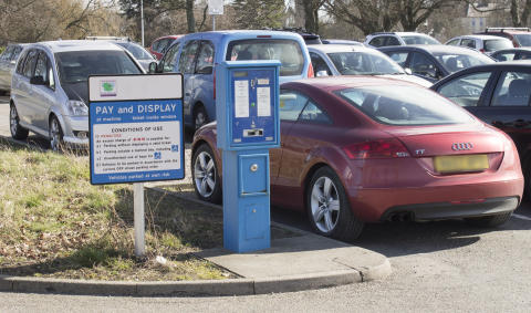 Cashless ticketing machines among Elgin parking changes approved
