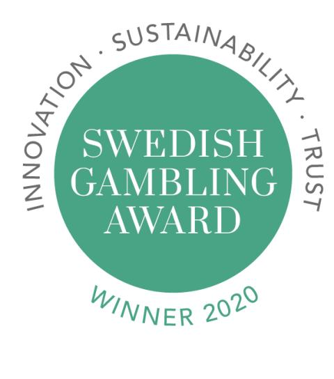 ​Vinnarna av Swedish Gambling Award 2020