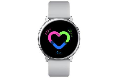 Galaxy Watch Active_Silver