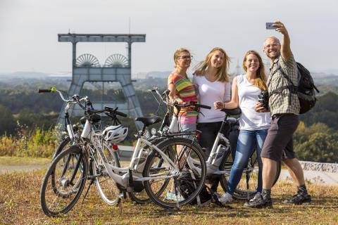 ADFC-Radreiseanalyse 2018:  radrevier.ruhr und RuhrtalRadweg überzeugen weiterhin