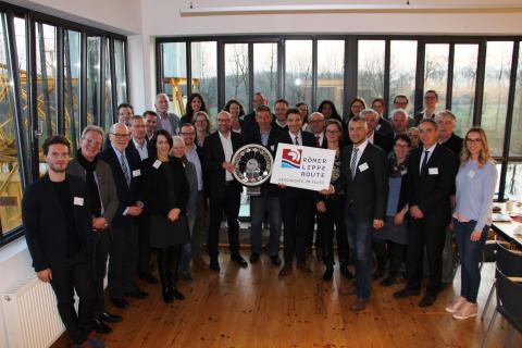 Neues Mitglied der Römer-Lippe-Route:  Sonsbeck wird Teil der beliebten Radstrecke