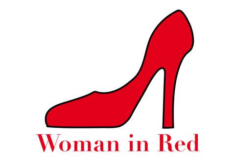 Hjälp oss rädda kvinnohjärtan! Woman in Red till Sundsvall!