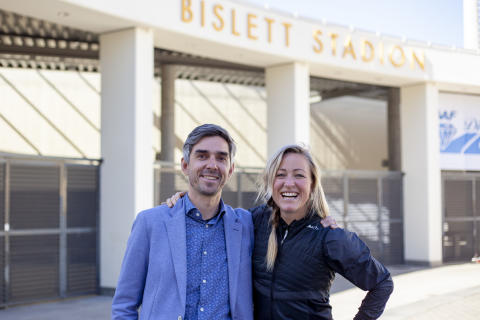 Veldedig partner med BMW Oslo Maraton
