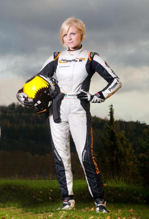 Ramona Karlsson bloggar för Mitsubishi