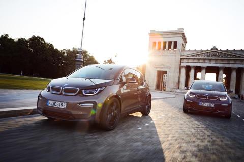 BMW i3 ja i3s saavat lisää toimintamatkaa
