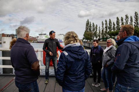 Tourismusstart in Kiel ab 18. Mai mit stufenweisen Angeboten und Führungen