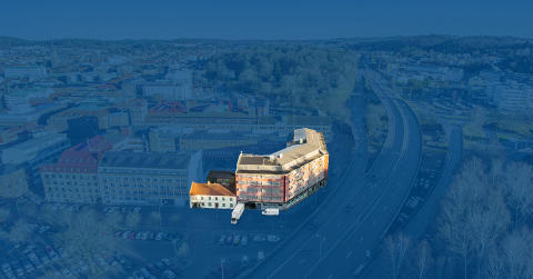 Colliers rådgivare i centrala Borås