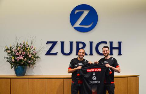 Zurich spielt im E-Sport mit
