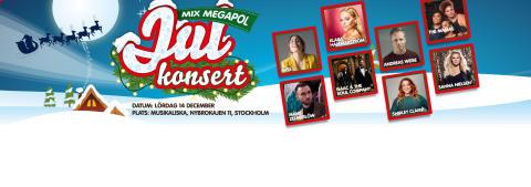 Mix Megapol Julkonsert
