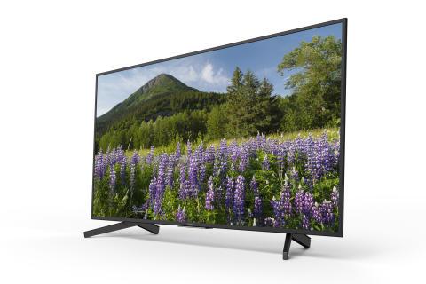 Sony 4K HDR kalitesine sahip iki yeni TV serisini tüketicisiyle buluşturuyor