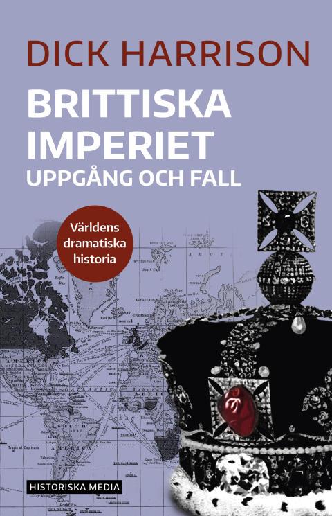 Brittiska imperiet av Dick Harrison