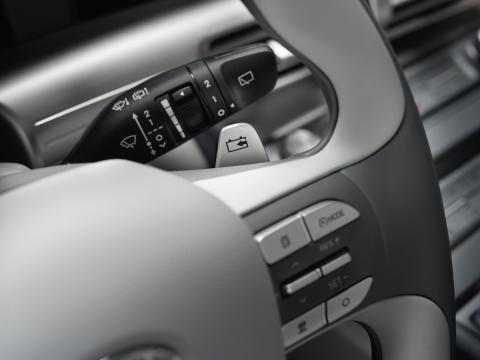 Hyundai Nexo Regenerative Breaking