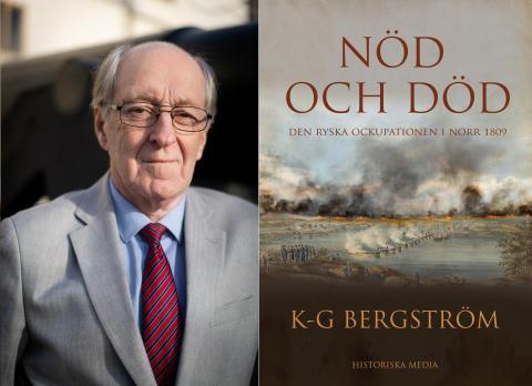 K-G Bergströms kritikerrosade bokdebut slutsåld — förlaget trycker ny upplaga
