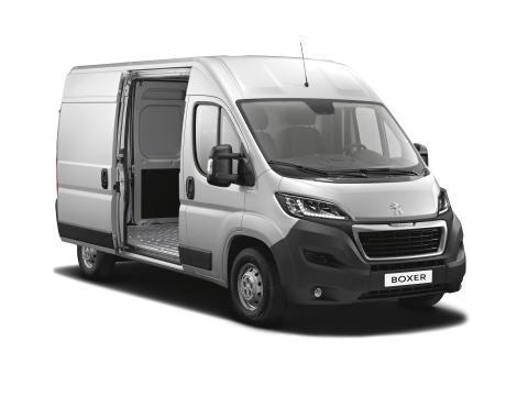 Nya Peugeot Boxer – när kvalitet avgör