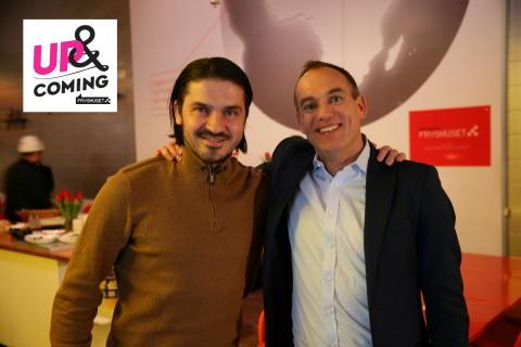 Telia blir streetsmart i Fryshusets nya mentorprogram