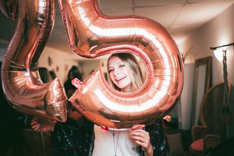 Teurer Geburtstag: 25 werden reißt Loch in das studentische Budget