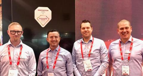 Dafo Vehicle Fire Protection - Innovation Label Winner at Busworld Europe 2019!