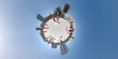 Selam Sounds och Stocktown Films lanserar Afrikas första musikvideo med 360° virtual reality teknologi!
