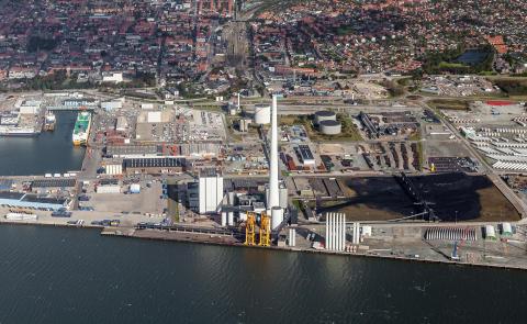Esbjergværkets blok 3 lukker 1. april 2023