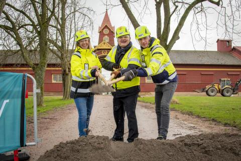 Bredbandsutbyggnaden på landsbygden fortsätter nu med ny etapp