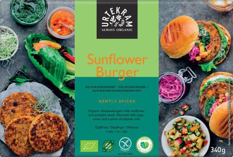 Urtekram Sunflower Burger