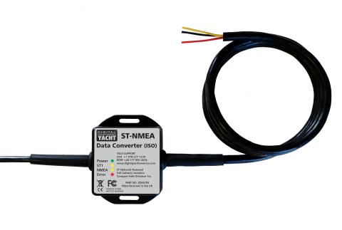 Digital Yacht's new SeaTalk to NMEA gateway revives legacy systems