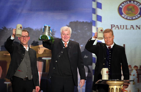 Nockherberg 2017 Salve pater patriae