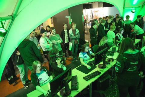 Team Property på Gothenburg Games