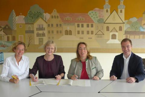 Partner bei der Stromversorgung: Tutzing und das Bayernwerk verlängern Stromkonzessionsvertrag