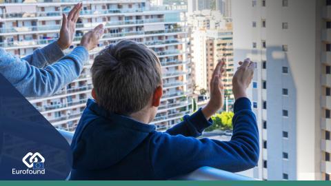 COVID-19 exacerbates Spanish financial precarity
