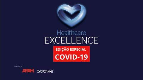 ACES Douro Sul vence Prémio Healthcare Excellence - Edição Covid-19