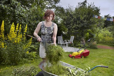 Gartensaison geht zu Ende: Garten und Versicherungsschutz auf Vordermann bringen