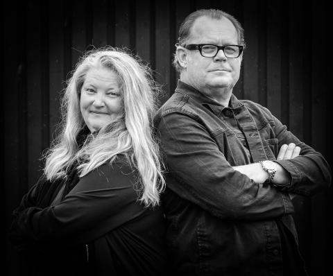 """Författarseminarium i Halmstad - """"Att skriva drama och spänning tillsammans"""""""