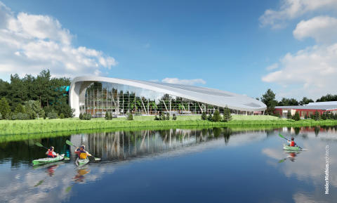 Center Parcs Signs Deal to Bring Gas to County Longford