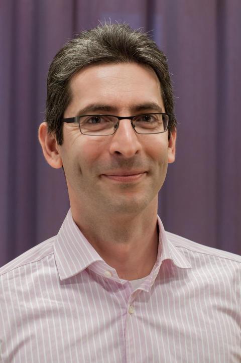 Fotios Papadopoulos, överläkare i psykiatri
