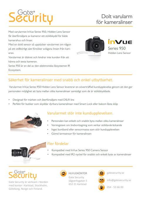 PDF: Dolt varularm för kameralinser
