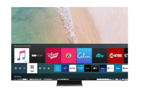 Med start idag tar Samsung Apple Music till sina Smart TV-apparater
